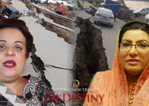 Stubborn Firdous refuses to apologise over quake comments as she has no remorse