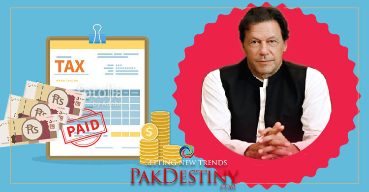 It is official now: PM Imran Khan pays only Rs100,000 in tax, it surprises many