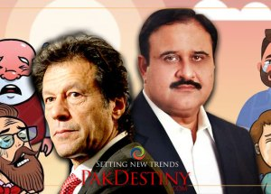 Buzdar going no where...Imran tells everyone