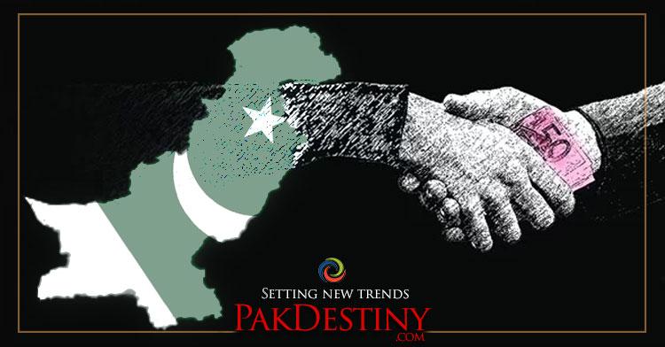 Pakistan is under a dark shadow of corruption! Why?