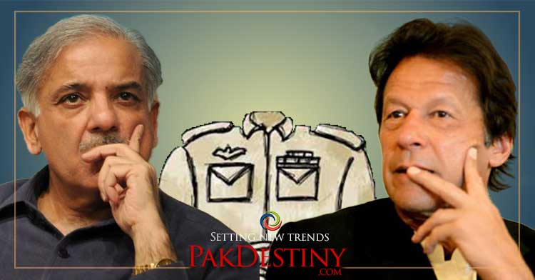 PMLN lawmakers start openly seeking Establishment intervention to oust Imran Khan