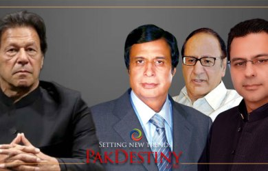 Is PTI-PMLQ alliance edging closer to its end?
