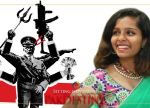 The story of a brave Indian woman who challenged Modi's might