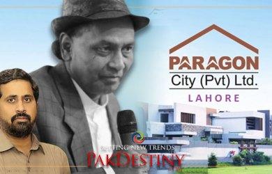 Paragon Housing stopped comedy king Amanullah to be buried at its graveyard?