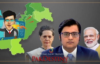 Anti-Pakistan anchor Goswami under fire in India, rushing to SC to save his skin