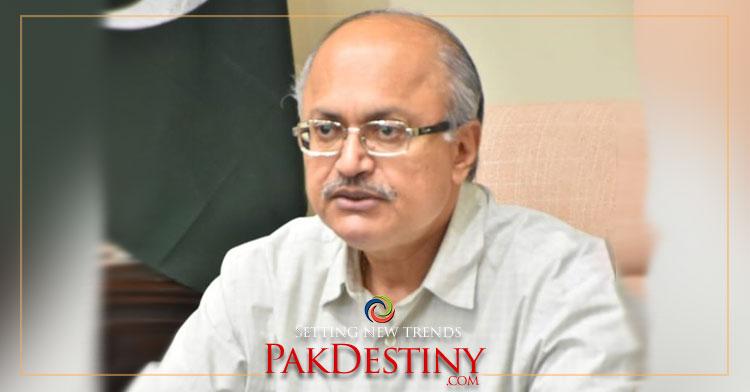 yousaf naseem khokhar چیف سیکرٹری پنجاب جواد رفیق ملک کی جگہ یوسف نسیم کھوکھرکا نام ایک بر پھر پنجاب سیکرٹری کے لئے فیورٹ