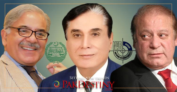 lahore high court nab javed iqbal nawaz shahbaz sharif corona fake test