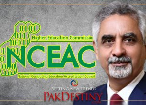 Dr Mansoor Sarwar Appointed Chairperson of NCEAC