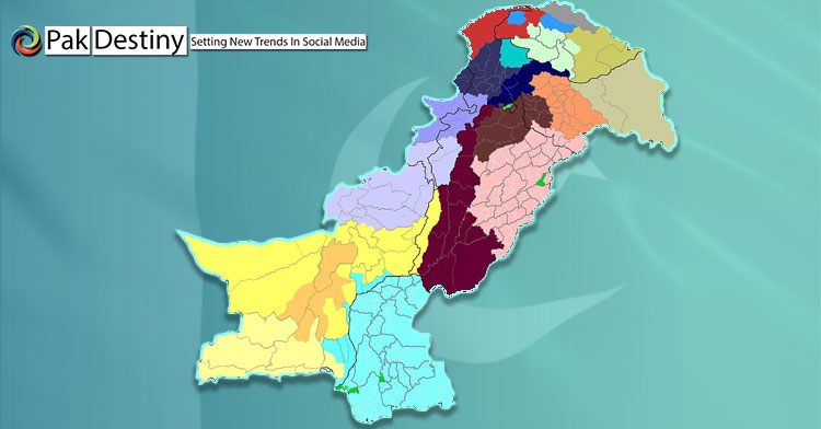Long-standing need of 'New Provinces'  in Pakistan