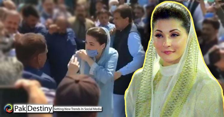 Had Maryam bodyguard hit her deliberately