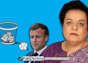 Fear of getting banned for Europe travel, Dr Shireen Mazari chickens out and deletes her anti-France tweet