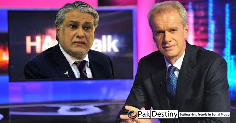 Ishaq Dar becomes talk of the town for his 'BBC folly'