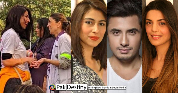 Meesha's another trap for Ali Zafar isn't paying off -- see who follows next after Leena Ghani