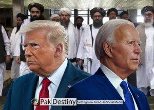 afghan war trump joe biden backout taliban peace deal