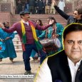 Fawad Chaudhry's 'dance' video outside Masjid Wazir Khan draws ire -- Twitter users demand apology from him