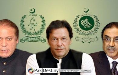 electon commission of pakistan supreme court imran khan nawaz sharif asif zardari senate elections rigging