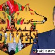 Express TV anchor Mansoor gets the tag of 'wolf' on social media trending top for calling 'PTI men wolves