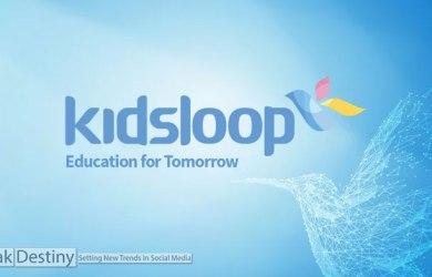 Kidsloop Pakistan digital primary education portal