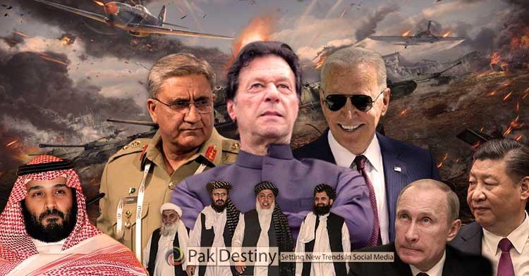 afghanistan chornay se pehlay america ne pakistan se fauji adday mang liye