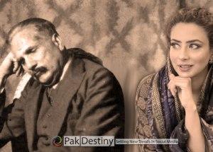 Anchor Shiffa Yousafzai trolled for posting fake couplet of Allama Muhammad Iqbal