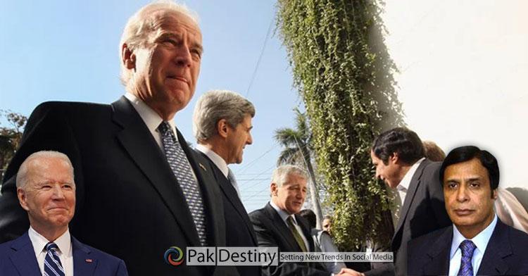 How Biden was impressed by Parvez Elahi's work in Punjab