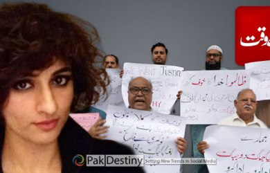 Journalists on roads to seek their lawful dues from Nawai-i-Waqt owner Rameeza Nazami
