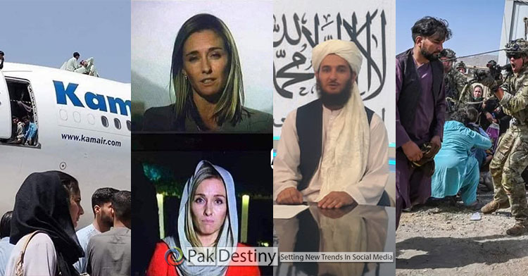 Pakistan on cross roads too after fall of Kabul– a Western view on Taliban