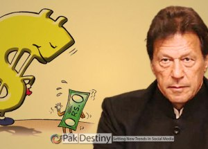 Dollar knocks off Rupee and PM Imran Khan is watching over helplessly