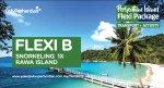 PAKEJ PERHENTIAN 2019 – FLEXI B RM155
