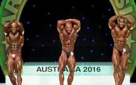 arnold classic australia kulturystyka