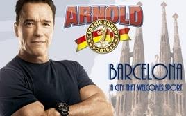 kulturystyka arnold classic hiszpania
