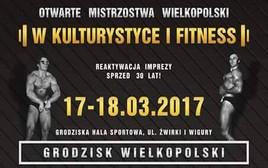 Mistrzostwa Wielkopolski – kulturystyka i fitness – Grodzisk wlkp 2017