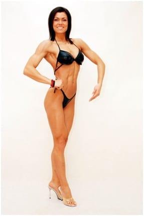 Szweda Kinga fitnesska