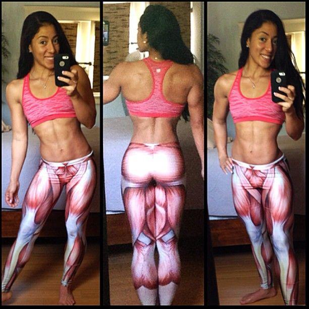 fit strój na siłownię