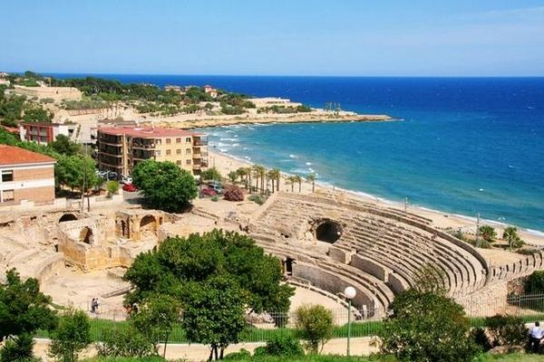 Tarragona Hiszpania 2018