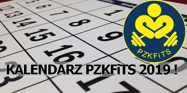kalendarz zawodów pzkfits 2019