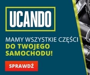 sklep motoryzacyjny - Ucando.pl