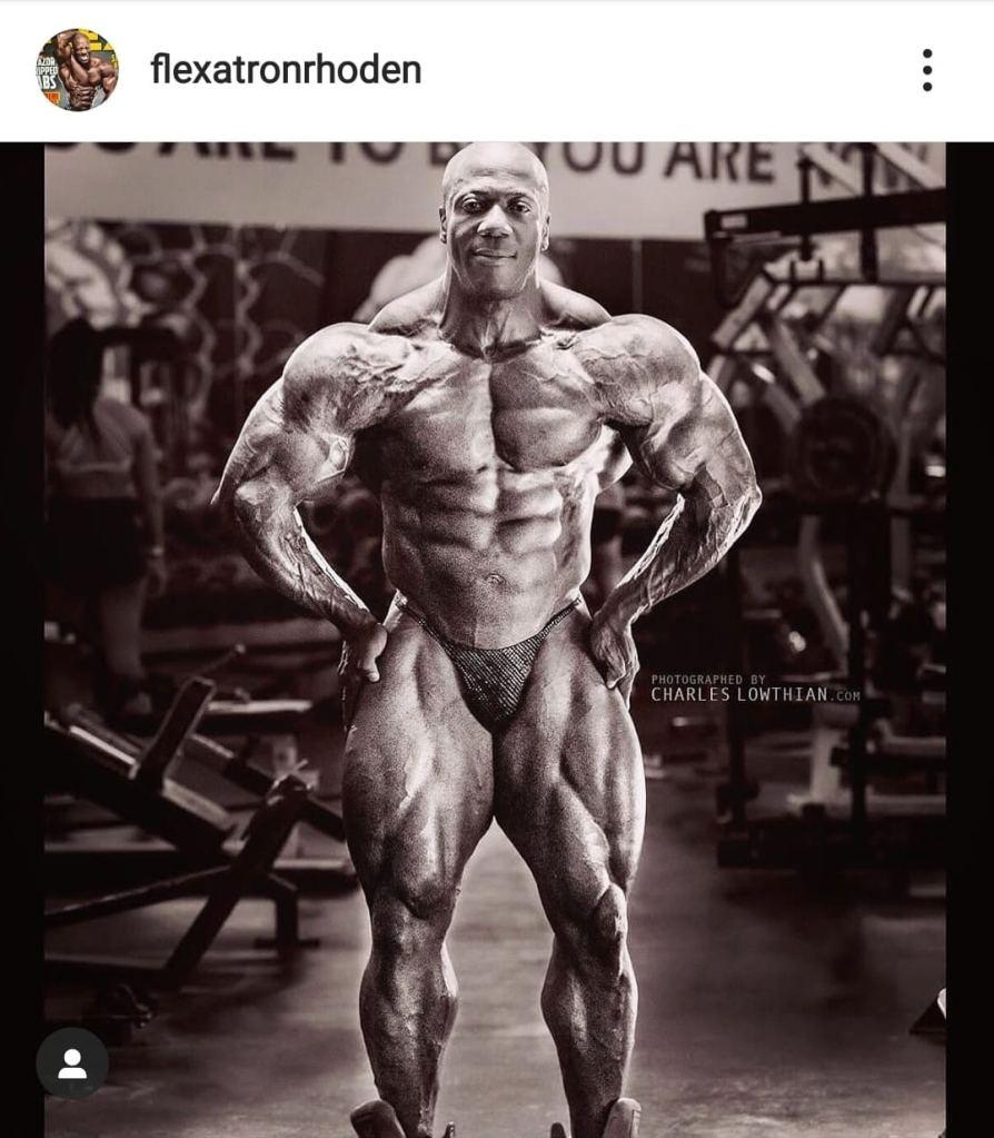 Shawn Rhoden 2019