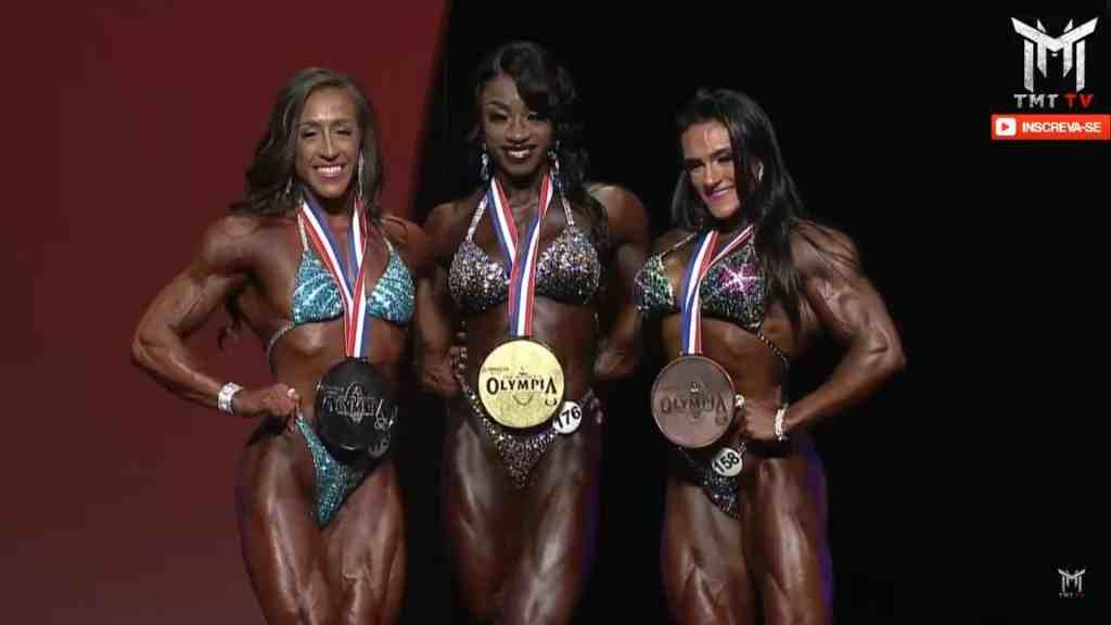 Sarah Villegas, Shanique Grant, Natalia Abraham Coelho
