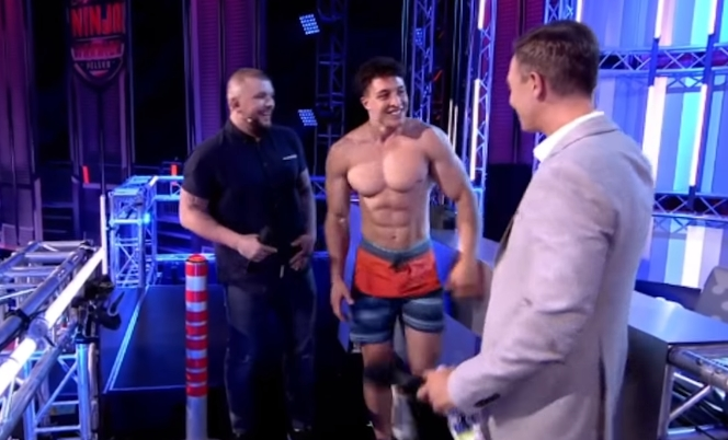 ninja warrior poland adam joseph ajpa