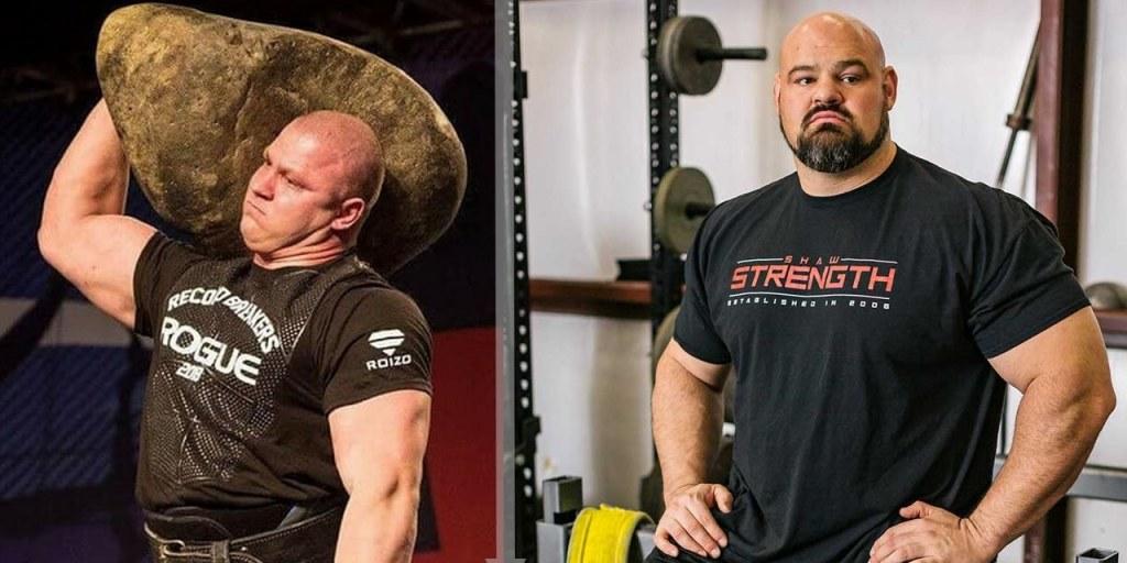 Strongman 2020 mateusz kieliszkowski shaw