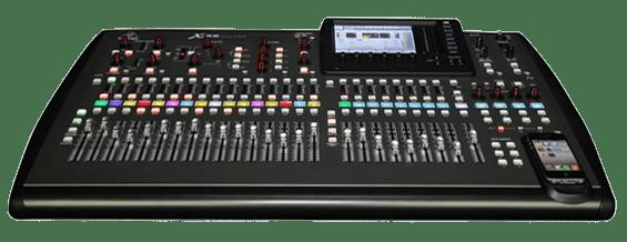 Mixer Digital Behringer X32 Paketsoundsystem Com