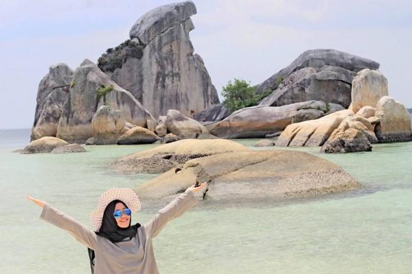 liburan belitung