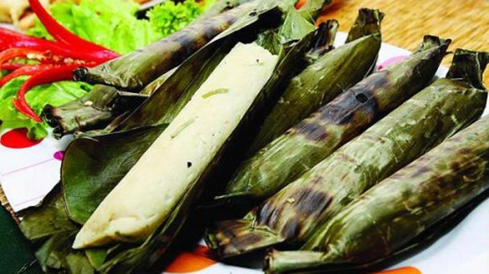 Oleh-oleh dan makanan olahan khas belitung