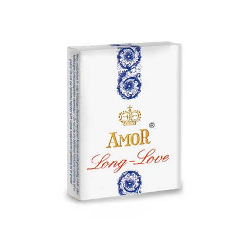Amor Condoms in Pakistan – 3 Condoms
