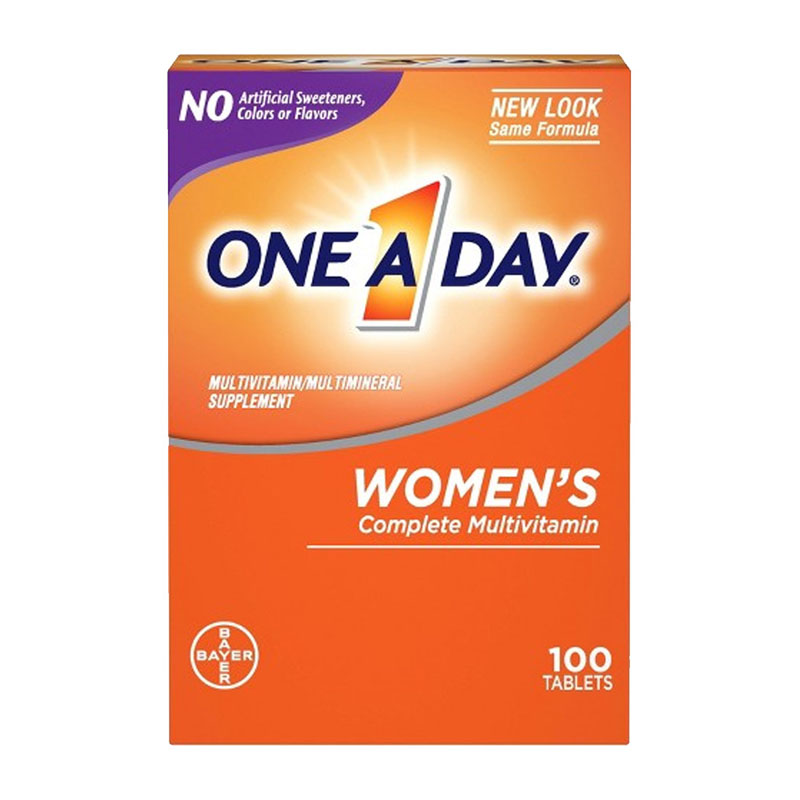 One A Day Women's Complete Multivitamin