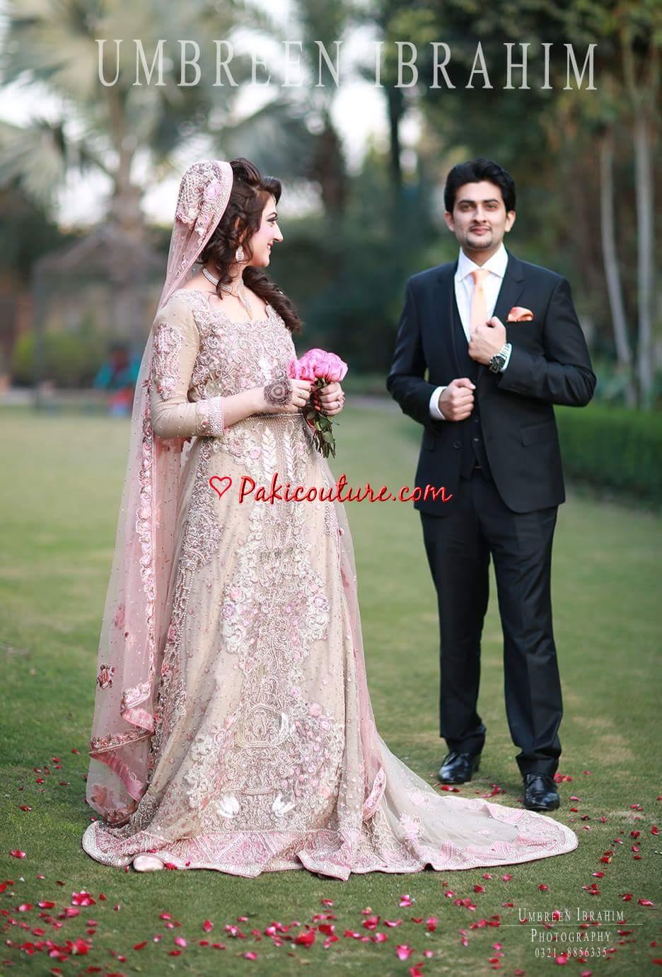 Bride and Groom Wedding Collection  Buy Pakistani Fashion