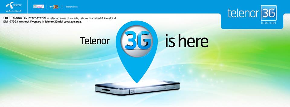 Telenor 3g Internet Packages 2018 Monthly Weekly Daily 24 ...