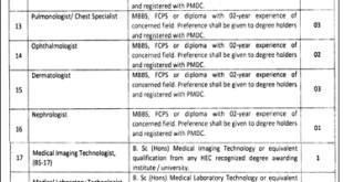 Sindh Police Jobs 2016 SSU Junior Clerk, Stenographer