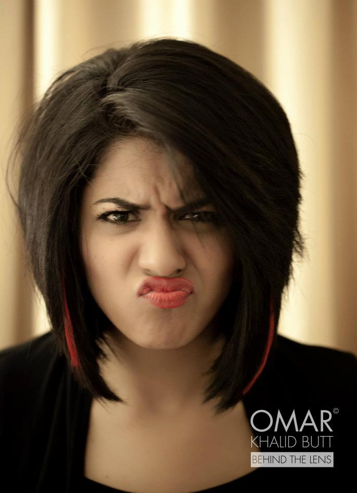 Quratulain Balouch Facebook Portrait Shoot Paki Mag